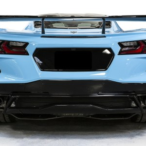 Soul Performance Rear Exhaust System | 2020+ Chevy Corvette C8