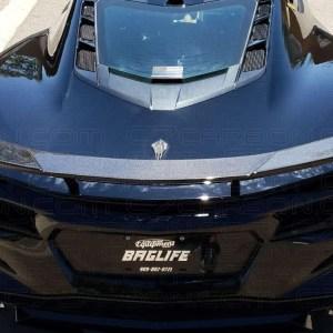 Carbon Fiber High Wing Spoiler | 2020+ Chevy Corvette C8 – C7Carbon