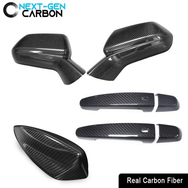 Next-Gen Carbon Fiber Exterior Kit | 2016-2020 Chevy Camaro