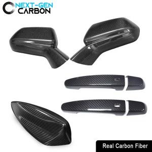 Next-Gen Carbon Fiber Exterior Kit | 2016-2021 Chevy Camaro