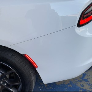 Smoked LED Side Markers | 2015-2021 Dodge Charger