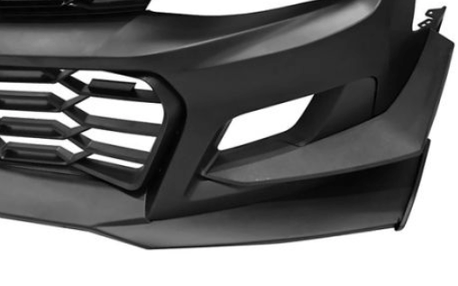 Ikon ZL1 1LE Bumper Canards + Grille Kit | 2016-2018 Chevy Camaro