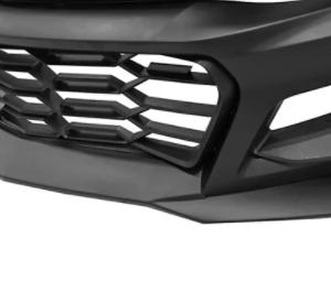 Ikon ZL1 1LE Bumper Splitter Lip Kit | 2016-2018 Chevy Camaro