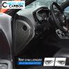 Carbon Fiber Side Dashboard Panel Covers | 2015-2021 Dodge Challenger & Charger
