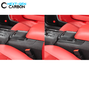 Carbon Fiber Side Console Inserts | 2011-2021 Dodge Charger