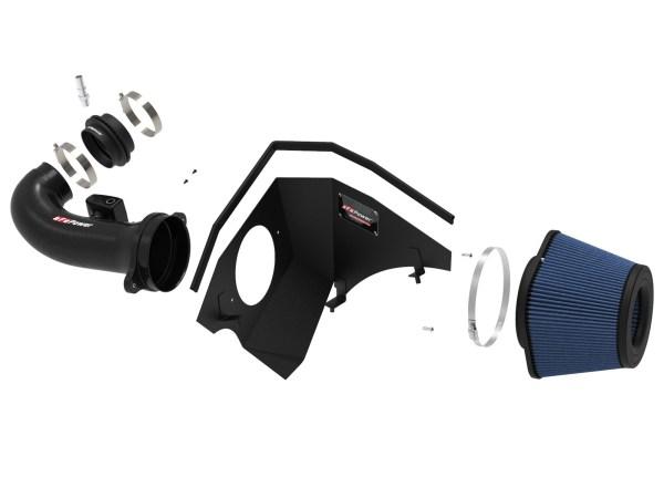 aFe Track Series Carbon Fiber Cold Air Intake System | 2016-2020 Camaro SS 6.2L