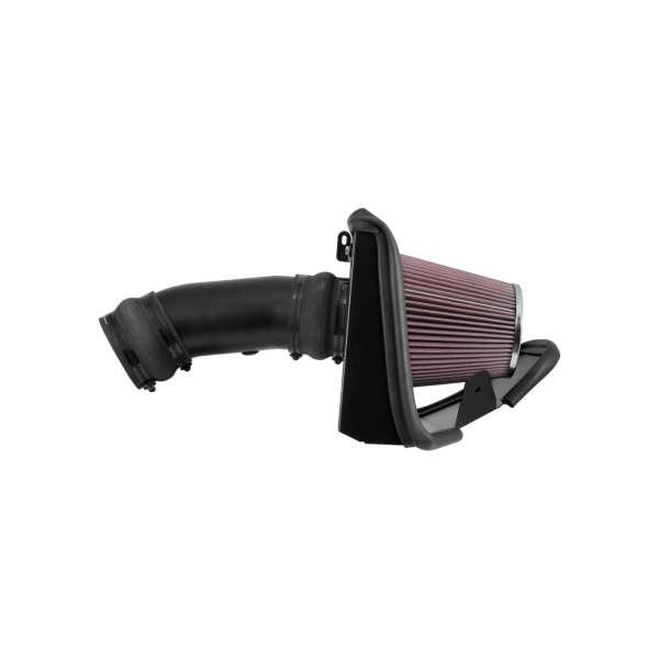 K&N 69-2553TTK Air Intake Kit | 2015+ Dodge Charger/Challenger Hellcat 6.2L