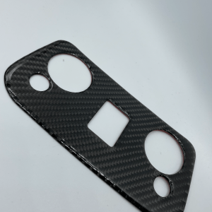 Carbon Fiber Upper Panel | 2015-2021 Ford Mustang