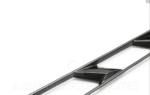 C8 Carbon Fiber Rear Hatch Vents | 2020+ Corvette C8 – Anderson Composites