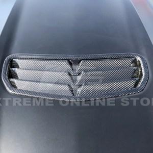 Carbon Fiber Hood Vent | 2019+ Camaro SS/LT1