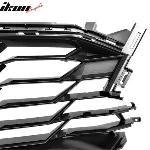 Front Bumper Lower Grille Guard – 2019-2021 Camaro