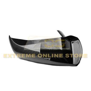 Carbon Fiber Mirror Covers | 2009 – 15 Cadillac CTS & CTS-V