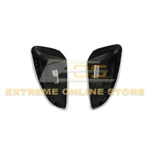 Carbon Fiber Mirror Covers | 2016-2019 Cadillac CTS & CTS-V
