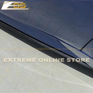 Carbon Fiber Side Skirts Rocker Panels   12-Present BMW F30 3-Series M-Sport