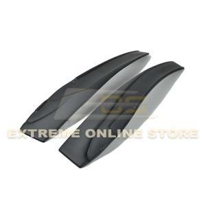 Primer Black Side Skirts Rocker Panels | 2005-13 Corvette C6 Grand Sport / Z06