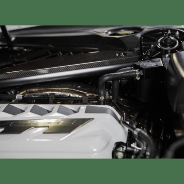 Mishimoto Baffled Oil Catch Can | 2020 – 2021+ Corvette C8