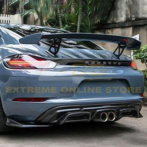 Rear Spoiler GT4 Performance Package   2017-19 Porsche 718 Cayman & Boxster