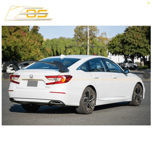 Type R Conversion Rear Trunk Spoiler Kit | 2018+ Honda Accord