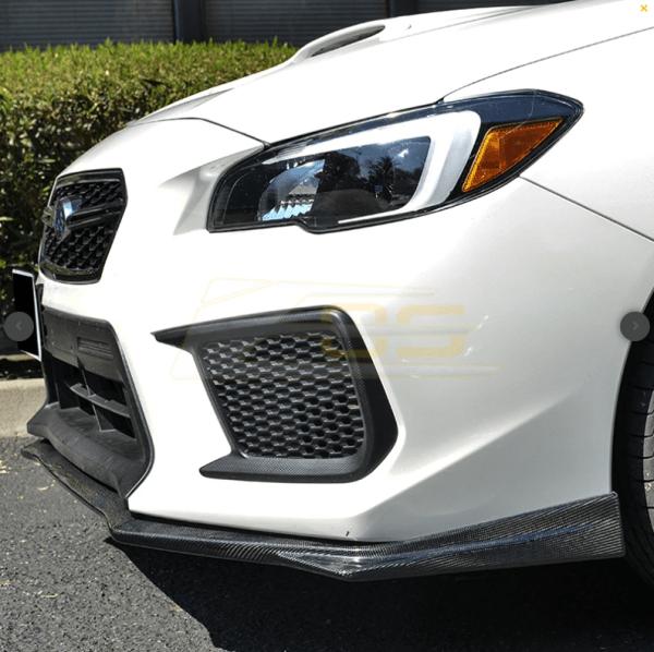 Front Splitter Lip Ground Effect | 2015-Up Subaru WRX / STI