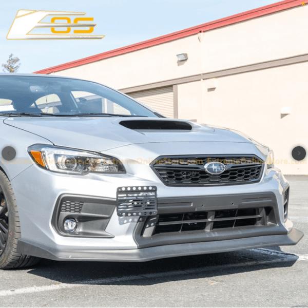 Front Splitter Lip Ground Effect | 2018-Up Subaru WRX / STI