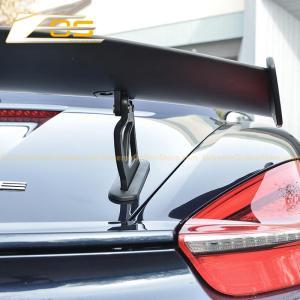 Rear Spoiler GT4 Performance Package | 2013-16 Porsche Cayman & Boxster