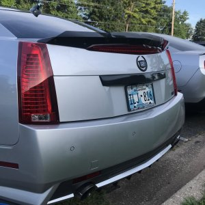 WEAPON-X WICKER BILL (GEN2) | Cadillac CTS-V 2009-15