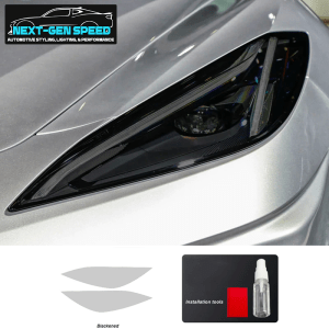 Headlight Tint Protection Film (Precut)  | 2020-2021+ Corvette C8