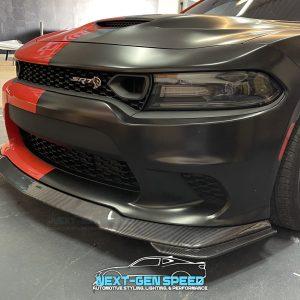 SRT V3 Splitter Lip | 2015 – 2021 Dodge Charger SRT