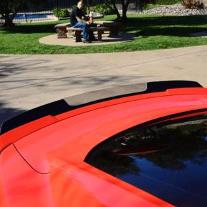 Wicker Bill | 2015-18 Ford Mustang – ZL1Addons