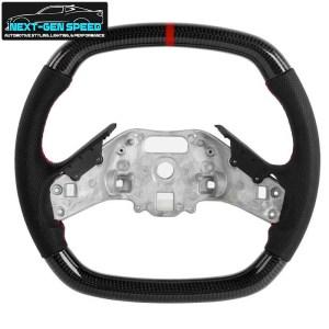 Carbon Fiber Steering Wheel | 2020 – 2021 Chevy Corvette C8