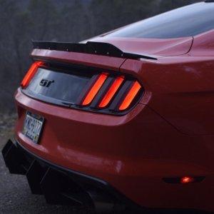 Small Wicker Bill | 2015-21 Ford Mustang – ZL1Addons