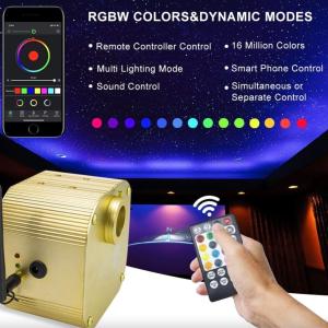 Starlight Headliner Ceiling 16W Projector Kit (Ultra Bright + Twinkle)