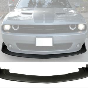 Challenger V2 Front Splitter Lip | 2015 – 2021 Dodge Challenger SXT/RT/GT