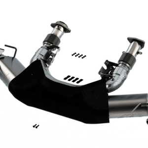 Corvette C8 Borla ATAK Cat-Back Exhaust (140839) | 2020 – 2021 Chevy Corvette C8 Stingray