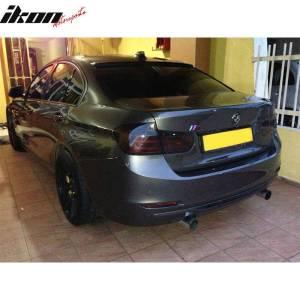 Unpainted Roof Spoiler | 2012-18 BMW F30 Sedan