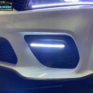 Charger Widebody Front LED Fog Lights