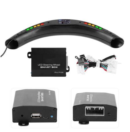 3rd Gen Steering Wheel LED OBD2 Controller & Top Controller