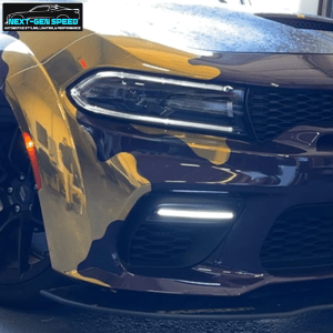 Charger Widebody Front LED Switchback DRL Lights | 2020 – 22 Dodge Charger