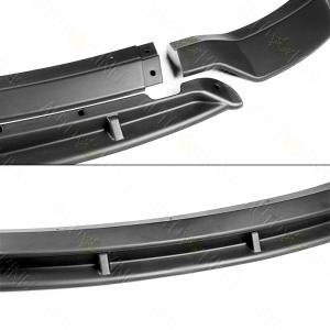 SRT Track Package v2 Splitter Lip – Matte Black | 2015 – 2021 Dodge Charger