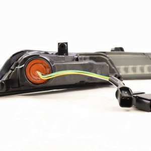 Morimoto XB LED Smoked Sequential Turn Signals   2015-17 Ford Mustang