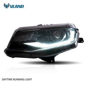 OEM Style LED Projector Headlights | 2016 – 2018 Chevy Camaro – VLAND