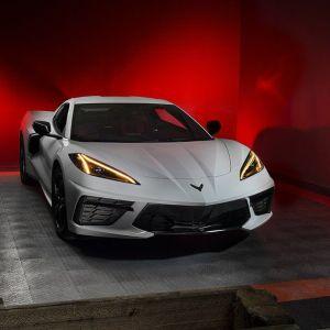 Oracle COLORSHIFT® RGB+A LED Headlight DRL Boards | 2020+ Chevrolet C8 Corvette