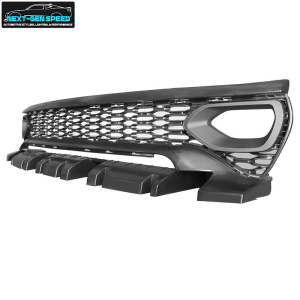 Charger Widebody Flow LED Snorkel Upper Grille Replacement  | 2020 – 2022 Charger SRT Widebody