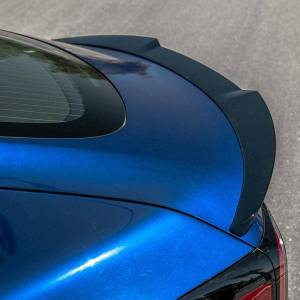 Gloss Black Rear Truck Spoiler | 2017+ Tesla Model 3