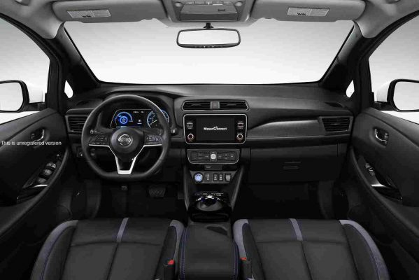 Nissan LEAF e+ Interior_out