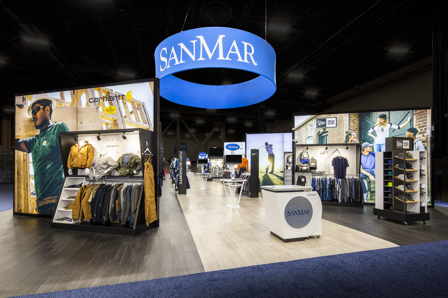 Next Level Apparel Partners with SanMar