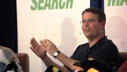 Matt Cutts auf der SMX Advanced 2012.