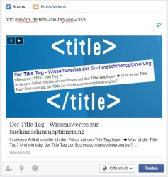 Facebook Meta Tags