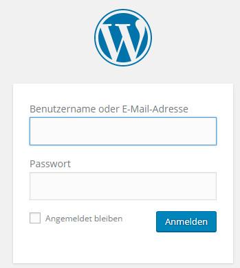 WordPress Login nach der Umstellung auf HTTPS/SSL