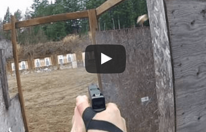 POV Shooting USPSA Competitive Shooting Stage